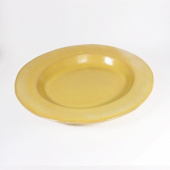 児玉修治│オーバルプレート ミモザ-mimosa-