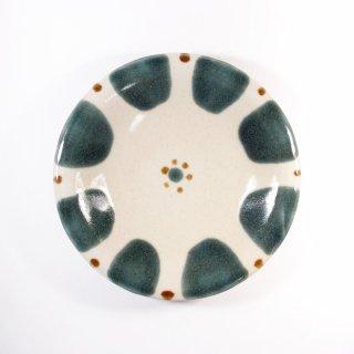 ノモ陶器製作所(野本周)|5寸皿 チチチャン ゴス【やちむん】