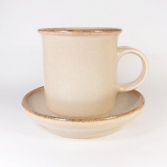 立原 亜紀子|マグカップ  ホワイト(クリーム)(糠白釉)