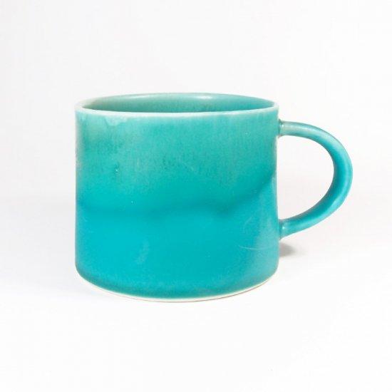 宮木英至|マグカップ L ナイルブルー