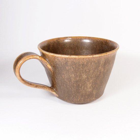 後藤奈々|マグカップ(チタン) 茶