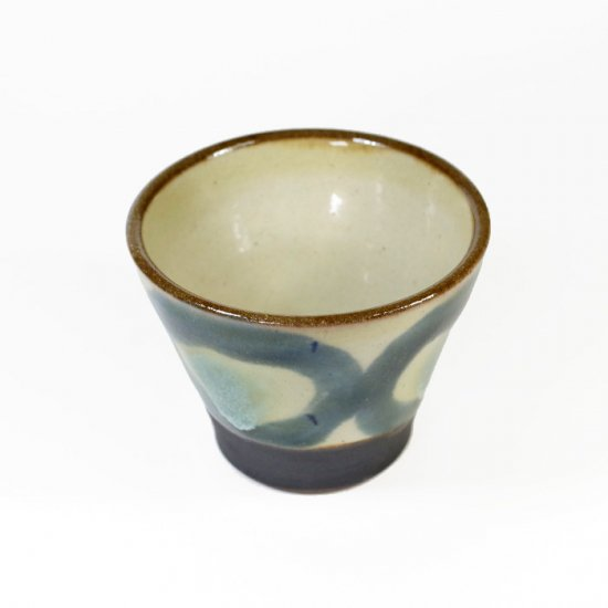 ノモ陶器製作所(野本周)|蕎麦猪口 ゴス 【やちむん】