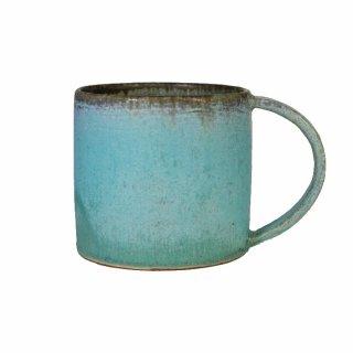 宮本めぐみ|トルコ釉 マグカップ