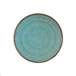 宮本めぐみ|トルコ釉 小皿