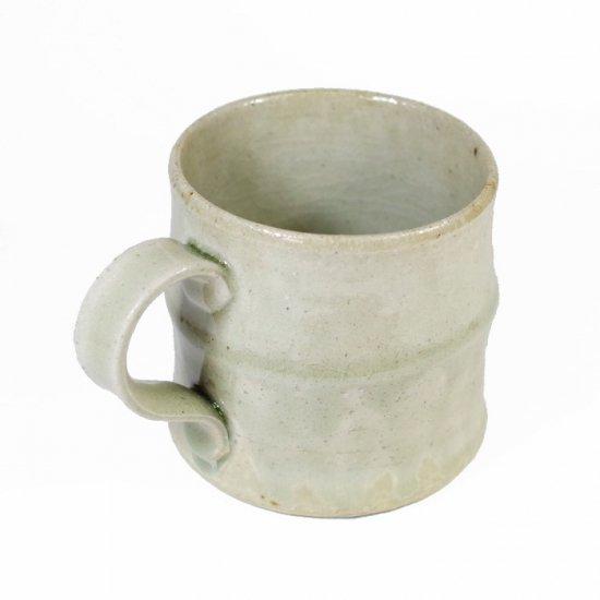河内啓|マグカップ (小) ビードロ釉