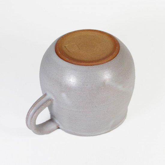 京野桂 コロコロマグ ホワイト(グレー)