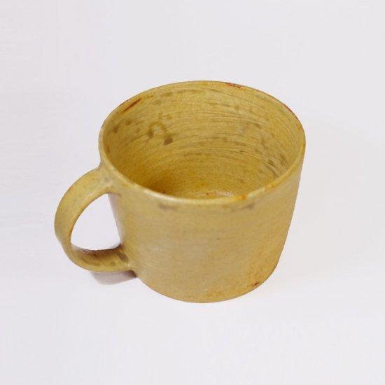 町田裕也|マグカップ 黄