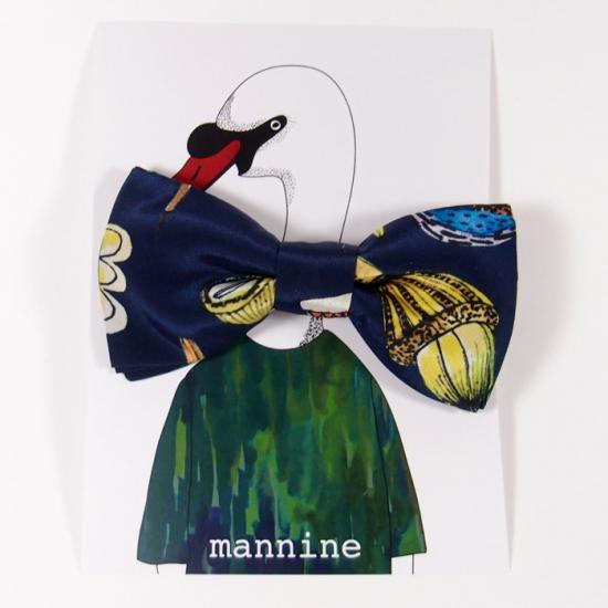 【クリックポストOK】mannine(マンナイン)|ボウタイL kentta