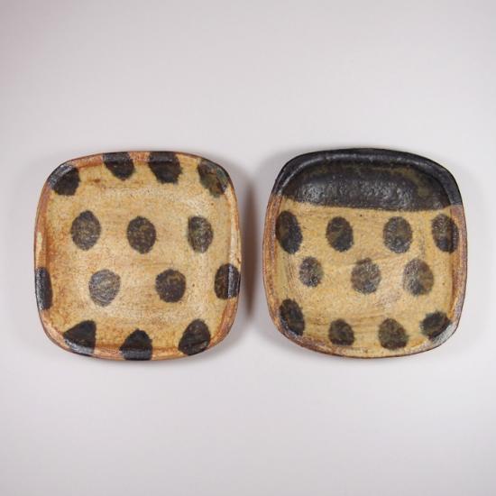 sunny-craft(サニークラフト)|豆皿 きせと釉 ドット
