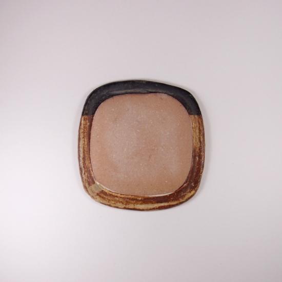 sunny-craft(サニークラフト)|豆皿 きせと釉 ラインドット