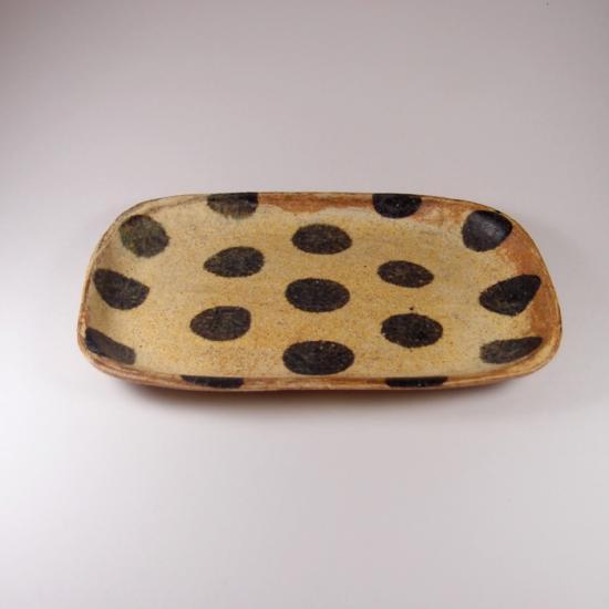 sunny-craft(サニークラフト)|めいめい皿 きせと釉 ドット