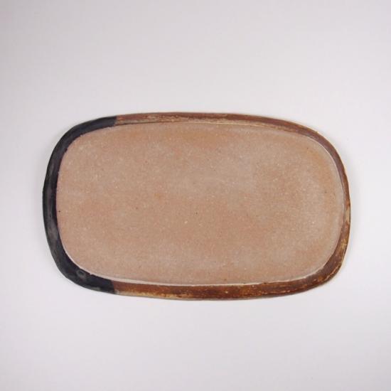 sunny-craft(サニークラフト)|めいめい皿 きせと釉 ラインドット