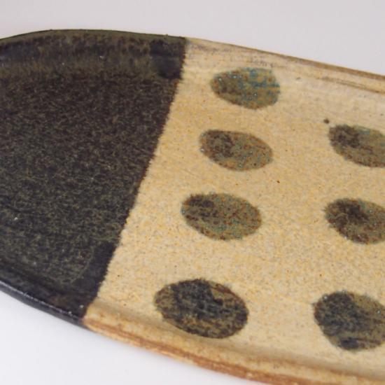 sunny-craft(サニークラフト)|バケット きせと釉 ラインドット