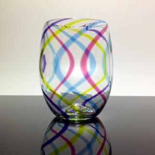 ガラス工房Merhaba(メルハバ)|グラスNo.1 Wave