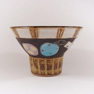 小林美風|小さめ茶碗【d18】