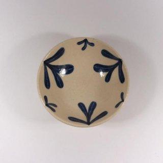 大内瑤子(おおうちようこ)|絵付小鉢-葉