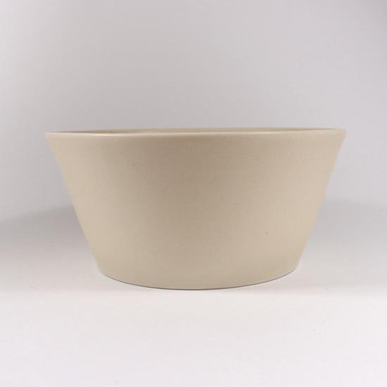 KANEAKI SAKAI POTTERY|flat bowl(アイボリー)