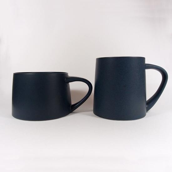 KANEAKI SAKAI POTTERY|flat L mug(コバルト)