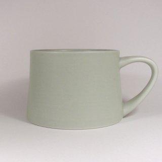 KANEAKI SAKAI POTTERY|flat S mug(ペールブルー)