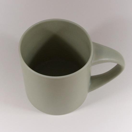 KANEAKI SAKAI POTTERY|flat L mug(ペールブルー)