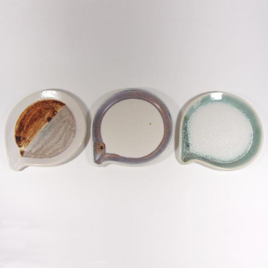Pottery studio COEI|シズク皿C