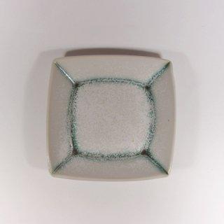Pottery studio COEI|四角皿B