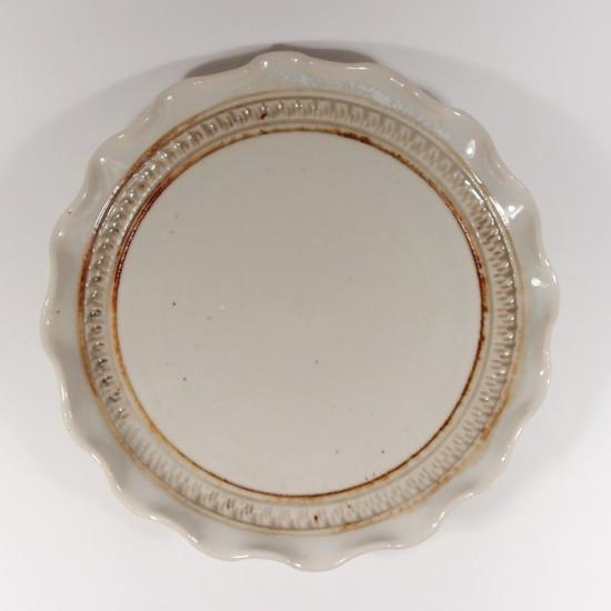 Pottery studio COEI|輪花5寸皿A