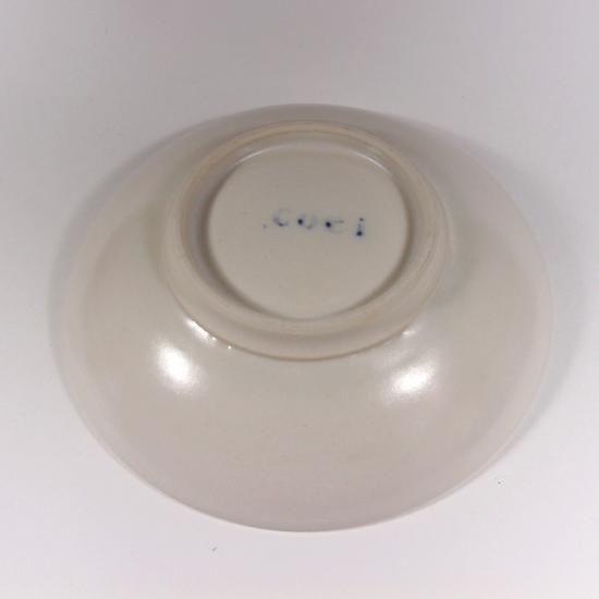 Pottery studio COEI|とびかんな4.5寸皿