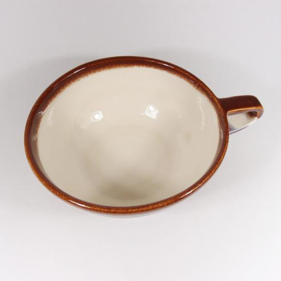 堀内大輔|カラースープカップ(紫)