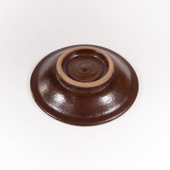 ノモ陶器製作所(野本周)|4寸皿 コバルト 【やちむん】