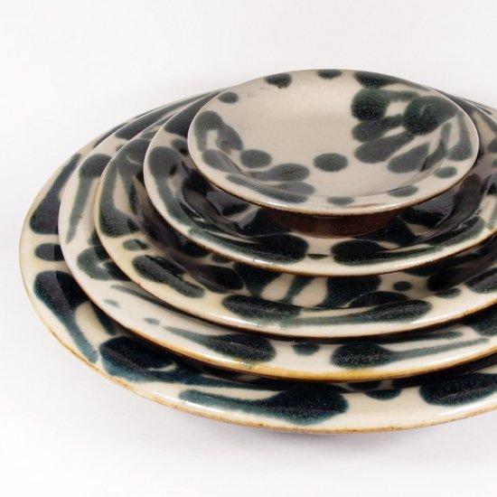 ノモ陶器製作所(野本周)|4寸皿 ゴス 【やちむん】