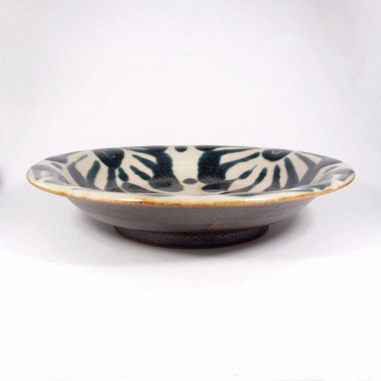 ノモ陶器製作所(野本周)|7寸皿 ゴス 【やちむん】