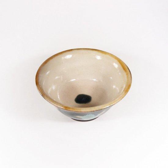 ノモ陶器製作所(野本周)|3.5寸マカイ(お茶碗) ゴス 【やちむん】