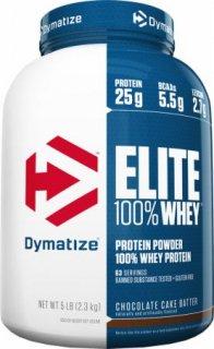 ダイマタイズ エリート100%ホエイプロテイン 2.3kg