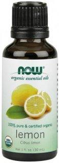 オーガニックエッセンシャルオイル精油 レモン (30 ml)