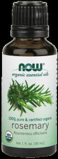 オーガニックエッセンシャルオイル精油 ローズマリー (30 ml)