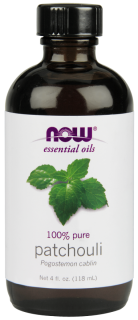 エッセンシャルオイル精油 パチュリ(118 ml)