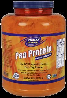 えんどう豆プロテイン 3.175kg大容量 えんどう豆由来プロテイン【ベジタリアン/ビーガン製品】