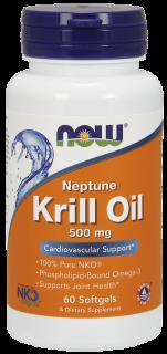 ネプチューンクリルオイル 500 mg 配合