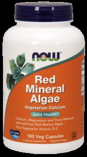 レッドミネラルアルガ(紅藻) 180ベジタリアンカプセル