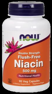 フラッシュフリー ナイアシン(ビタミンB3)