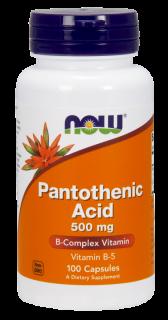 パントテン酸 (ビタミンB5)