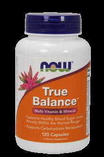 トゥルーバランス(血糖値が気になる方のマルチビタミン&ミネラル)