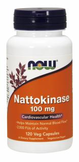 ナットウキナーゼ(納豆菌酵素サプリ) 100mg