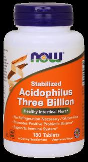 スタビライズド(安定化)アシドフィルス乳酸菌 30億個(プロバイオティクス)