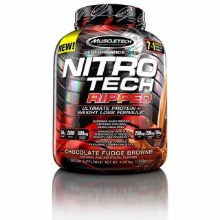 ナイトロテック リップド 1.8kg(プロテイン+減量フォーミュラ)