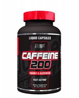 カフェイン200 エナジー&アラートネス 60液体カプセル