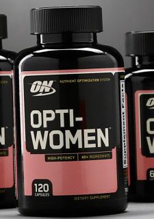 オプチ-ウーマン 女性用マルチビタミン&ミネラル