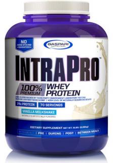 イントラプロ 100%ホエイプロテイン 2.2kg