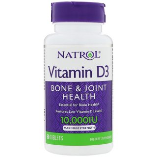 ビタミンD3 10,000 IU